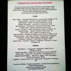 Get your favorite tea!  teageekeryteas.com