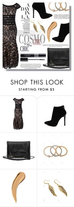 """""""Cosmo girl"""" by fashion-pol ❤ liked on Polyvore featuring Anja, H&M and Christian Dior"""