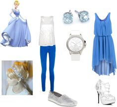 This sight has such cute clothing ideas! All based off Disney characters