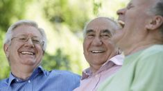 People aged 65 to 79 'happiest of all', study suggests - BBC News