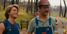 Ep 7: Prince Avalanche  Today, we appreciate the hell out of Paul Rudd in Prince Avalanche (2013). This quiet film about friendship is such a balm for all of the madness going on in the world right now. Everything about it is wonderful and the cinematography is stunningly beautiful. PLUS Paul Rudd has an impressive mustache, Emile Hirsch is earnestly charming in his fingering quest, and they both show off their singer-songwriting skills.