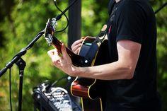 Boy Guitarist Playing