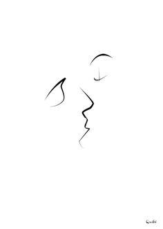 Miradas de mujer que no puede besar sin amar Amando sin reciprocidad con la grandeza de un sentimiento que nace para admirar.
