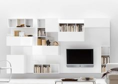 tempo tvwall unit wall storage systems go modern furniture
