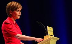 Ahead of TV debates featuring leaders of seven major parties competing in the   General Election, here's what you need to know about the SNP's Nicola   Sturgeon
