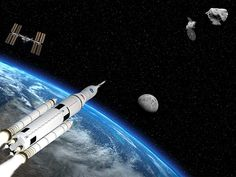 Bigger Than Saturn, Bound for Deep Space  Part space shuttle, part Apollo, the Space Launch System will be the most powerful rocket ever built. Will it be the best? By James R. Chiles Air & Space Magazine | October 2014