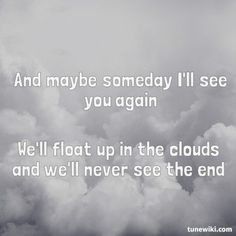 So sad...Such a beautiful song. :( https://www.spotify.com/us/blog/archives/2013/05/22/zach-sobiech/?no-pcache=1 -- #LyricArt for Clouds by Zach Sobiech