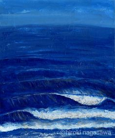 "Surf Art ""Swell Line Up"""