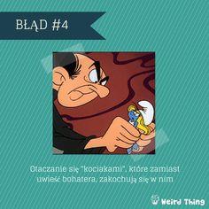 Poznajcie 8 błędów, które popełniają książkowe i filmowe schwarzcharaktery: http://weirdthing.pl/8-bledow-ktore-popelniaja-czarne-charaktery/
