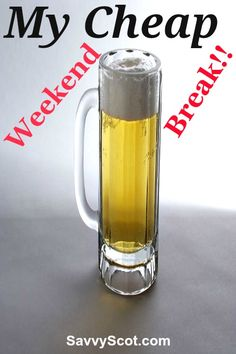 Weekend Break http://savvyscot.com/my-cheap-weekend-break/