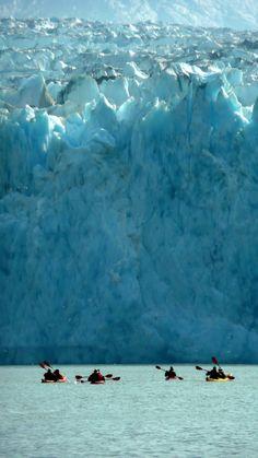 Dawes Glacier, Endicott Arm, Alaska