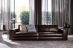 Sofa HAMILTON by Minotti