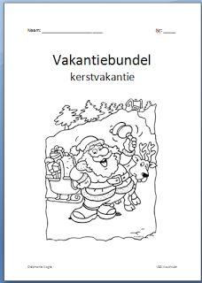 Gietjes Corner: Kerstbundel voor de komende vakantie