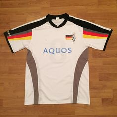 Looney Tunes Sylvester Germany Deutschland Soccer Football Shirt Jersey Mens L | eBay