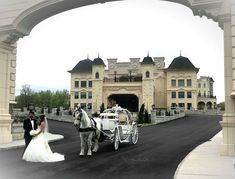 Gallery – The Legacy Castle Wedding Transportation, Vintage Cars, My Dream, Photo Galleries, Dream Wedding, Castle, Street View, Mansions, House Styles