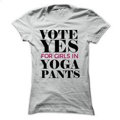 Girls in Yoga Pants - #black sweatshirt #funny t shirt. GET YOURS => https://www.sunfrog.com/Fitness/Girls-in-Yoga-Pants-27863505-Guys.html?60505