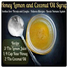 Natural sore throat remedy