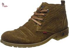 F75553, Desert Boots Homme, Marron (Cognac 644), 40 EUBugatti