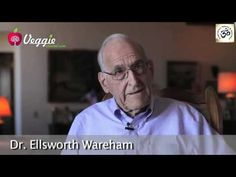 Interview du Docteur Wareham, vegan, 98 ans, chirurgien cardio thoracique - YouTube