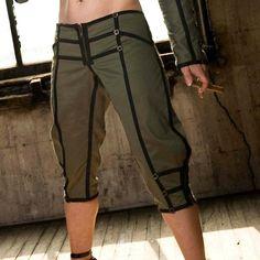 La Revolucion Jodhpurs. I'd shave my legs before wearing them, but that's just me.