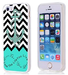 21 best iphone cases images iphone 5 cases, iphone se, apple iphoneamazon com iphone 5s case, apple iphone se 5s 5 case chevron anchor live the life you love quotes christian quotes cell phones \u0026 accessories
