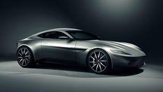 Aston Martin DB10 007's new ride in the 2015 Spectre movie.
