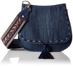 Prodigious Useful Tips: Hand Bags Designer Handbags hand bags louis vuitton purses.Hand Bags Dior Spring Summer hand bags and purses prada.Hand Bags And Purses Making. Steve Madden, Denim Handbags, Hobo Handbags, Diy Bags Purses, Denim Purse, Denim Crafts, Bag Patterns To Sew, Fabric Bags, Handmade Bags