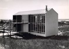 The Jossel House, Davis Park, New York, 1959, Andrew Geller