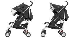 Silla de Paseo bebé Gemelar Maclaren Twin Triumph colección 2016