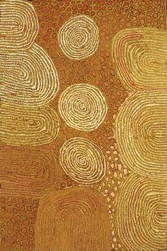 Bett Gallery Hobart - Aboriginal Art - Walangkura Napanangka