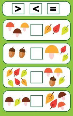 Kindergarten Reading Activities, Preschool Learning Activities, Math Classroom, Preschool Activities, Math Coloring Worksheets, Kindergarten Math Worksheets, Fun Worksheets, Math For Kids, Planer
