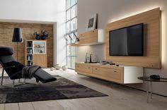 wall hung tv furniture