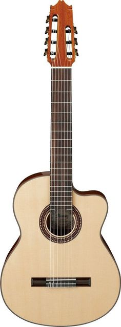 Ibanez G207CWC-NT 7-String Classical Acoustic Guitar