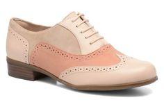 Chaussures à lacets Hamble Oak Clarks vue 3/4