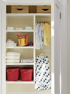 Closet storage- Yes please