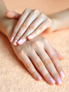 Tough as Nails: How to Get Strong Fingernails Diy Nail Care Tough As Nails, Strong Nails, Ongles Plus Forts, Gel Nail Removal, Brittle Nails, Hand Care, Healthy Nails, Gel Nail Polish, Manicure And Pedicure