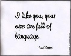 Quotable - Anne Sexton, born 9 November 1928, died 1974.