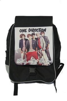 One Direction Large Backpack, Autographed, Limited « Clothing Impulse