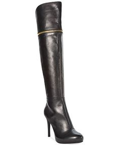Bar III Cecil Over The Knee Dress Boots