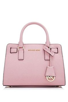 MICHAEL Michael Kors Dillon Small Saffiano Leather Satchel * Click on the image for additional details.