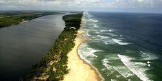 Assinie coast City Of God, Liberia, Ivory Coast, Ivoire, Congo, Ghana, Photos, Africa, Sea