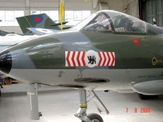 The Hawker Hunter is a transonic British jet-powered fighter aircraft that was developed by Hawker Aircraft for the Royal Air Force (RAF)