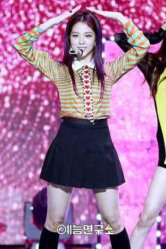 #BLACKPINK at MBC Music Core (Jisoo)