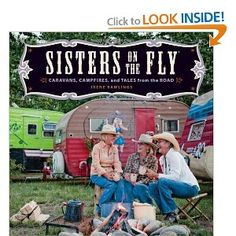Dad loved camping in our trailer with the family. Wouldn't this be great for sisters to do together? Looks like a book I would enjoy!