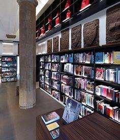 layout de livraria - Pesquisa Google