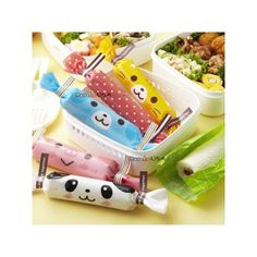 Japanese Cute Food Wrap Animal Roll Wrap