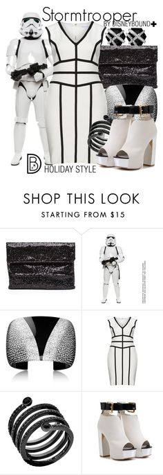 """Stormtrooper"" by leslieakay ❤ liked on Polyvore featuring Trilogy, Gina Bacconi, Michael Kors, David Yurman, women's clothing, women's fashion, women, female, woman and misses"