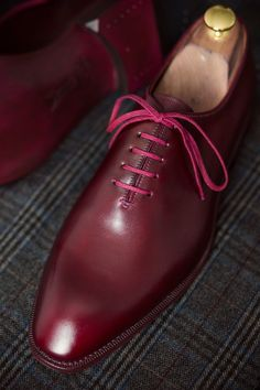 Yanko Shoes, patined by Andrzej Olender, theshine.pl