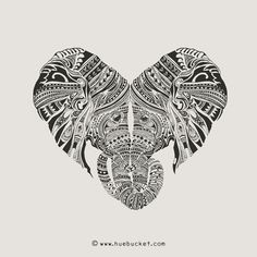 The Heart Series by huebucket, via Behance