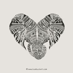 The Heart Series by huebucket , via Behance